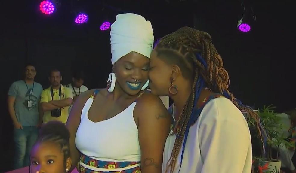 Número de união entre pessoas do mesmo sexo mais que dobou em um ano — Foto: Reprodução/TV Bahia