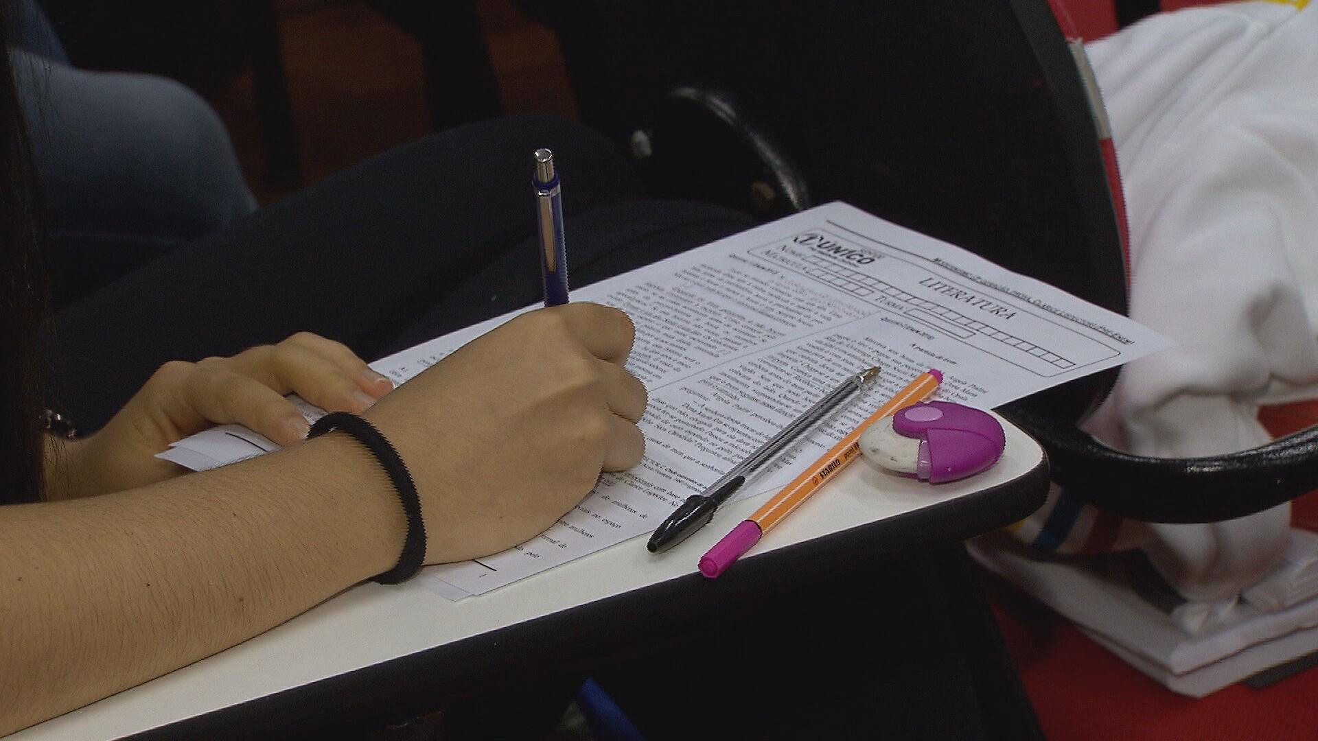 Estudantes maranhenses fazem neste domingo primeira prova do ENEM 2020