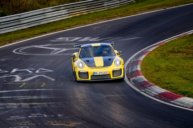 Porsche GT2 RS (Foto: Divulgação)