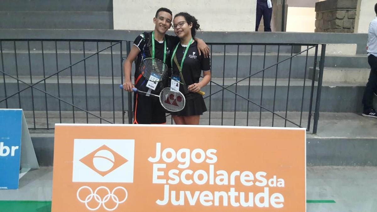 RN fecha dia nos Jogos Escolares com ouro no badminton e prata no atletismo   0c61e9f596252