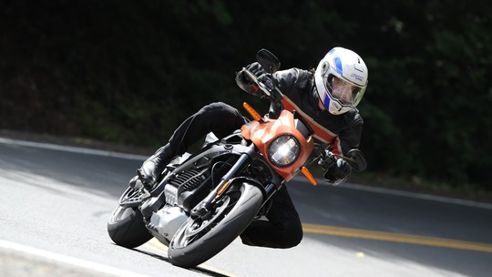 Harley-Davidson lança linha 2020 com Low Rider S e LiveWire como destaques
