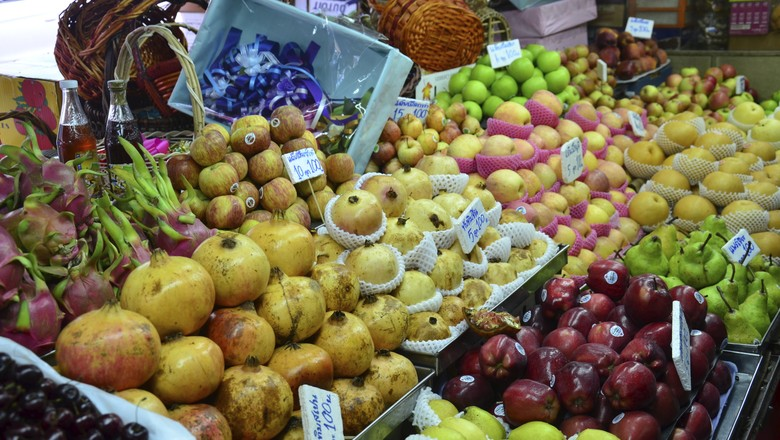 frutas-agricultura-organicos (Foto: Thinkstock)