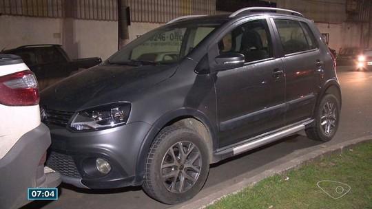 Homem é preso duas vezes por roubo de carro em 48 horas no ES