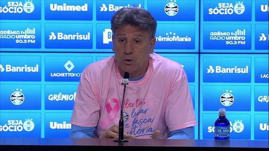 """Comentaristas do """"Seleção SporTV"""" discordam de Renato Gaúcho e defendem estilo de jogo do Bahia"""