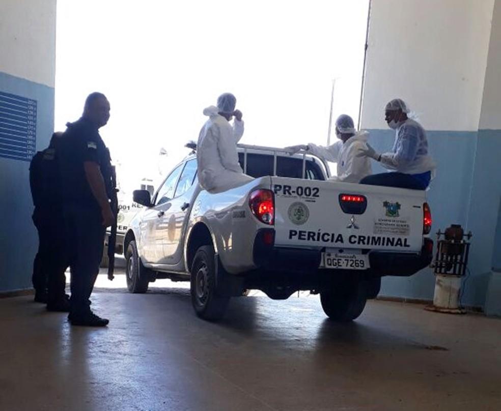 Aprovados irão atuar em perícias criminais (Foto: Sejuc/Divulgação)
