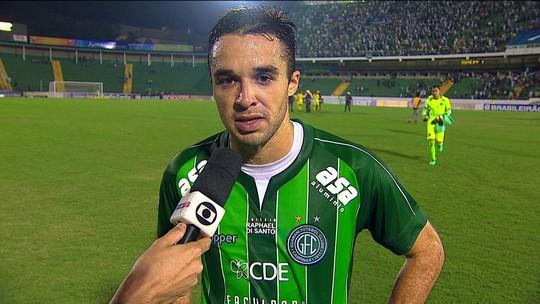 Lenon diz que Guarani começou bem, mas foi surpreendido por contra-ataque da Ponte Preta