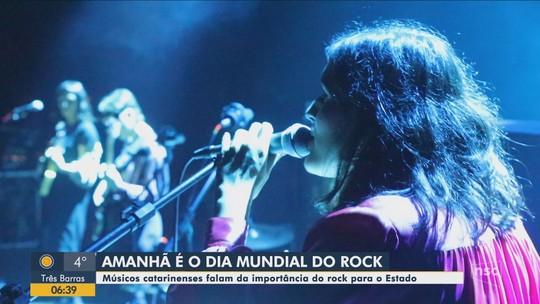 Dia Mundial do Rock: conheça artistas de SC apaixonados pelo gênero musical