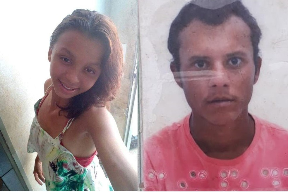 Casal de namorados foi morto em Araguaína — Foto: Divulgação