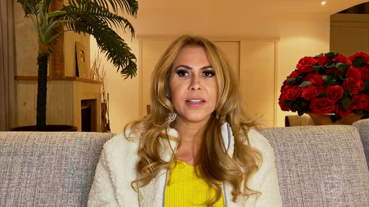 Joelma fala sobre sua recuperação