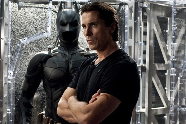 Christian Bale como Batman (Foto: Divulgação)
