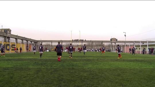 Na Argentina, presídio faz do rúgbi um esporte de ressocialização