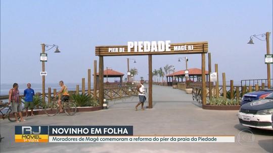 O RJ Móvel abriu a semana em Magé