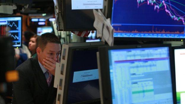 Vários economistas não conseguiram prever a crise financeira em 2008 (Foto: Getty Images)