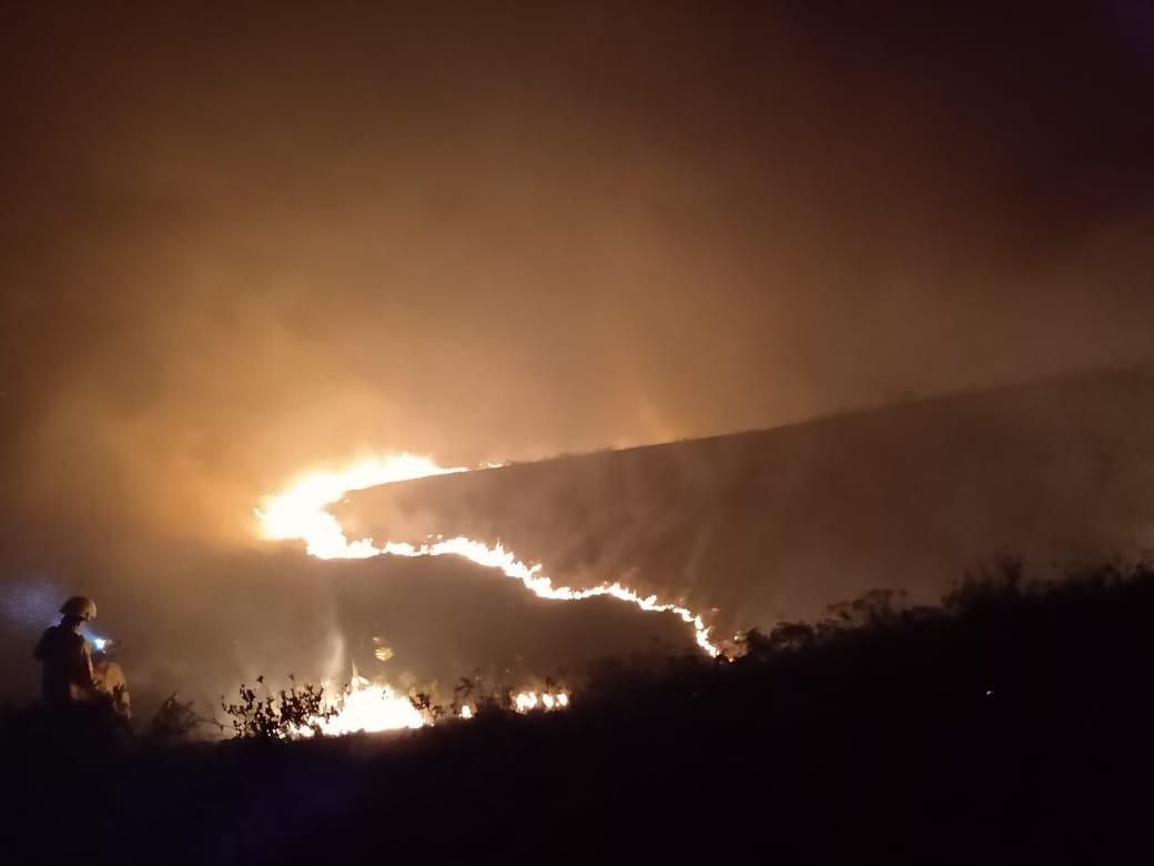 MP instaura inquérito para apurar incêndio na Serra do Mursa