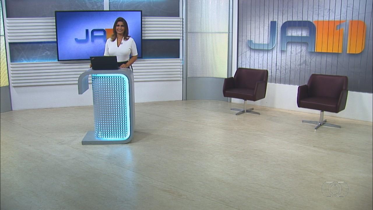 VÍDEOS: Jornal Anhanguera 1ª Edição de sexta-feira, 11 de junho de 2021