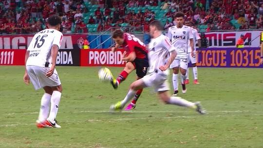Patric revela piscada de Rocha em jogada do gol e valoriza ponto fora