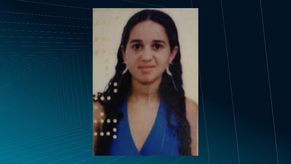 A família de Valéria havia feito um boletim de ocorrência, depois de perceber o desaparecimento dela na quarta-feira (27).  (Foto: Reprodução/TV Paraíba)