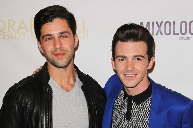 Josh Peck e Drake Bell (Foto: Getty Images)