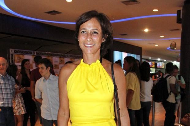 Andréa Beltrão (Foto: Marcos Ferreira/Agência Brazil News)