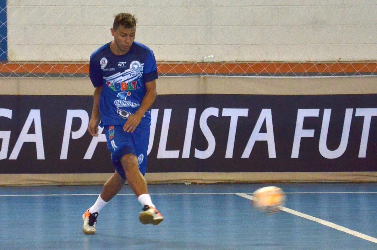 Em busca da liderança, Taubaté recebe Bauru pela Copa Paulista de Futsal