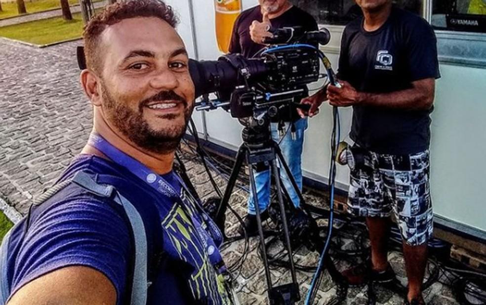 José Bonfim Pitangueiras foi baleado na manhã desata sexta — Foto: Reprodução/Redes sociais