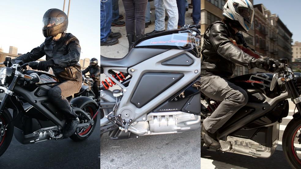 Qual sua opinião sobre a 1ª moto elétrica da Harley-Davidson?