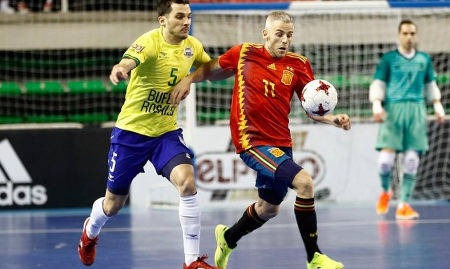 3da6a10af45ea ... Brasil encerra tour europeu com 2º clássico contra a Espanha