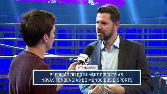 GG eSports Summit promove discussões sobre mercado de E-sports no Brasil