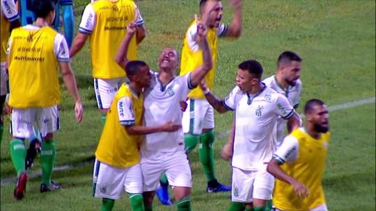 Revelado pelo Corinthians, atacante Rafael Bilu é anunciado pelo CSA