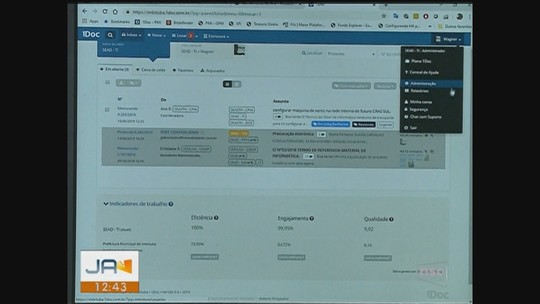 Plataforma agiliza protocolo de documentos em Imbituba; Criciúma tem iniciativa semelhante