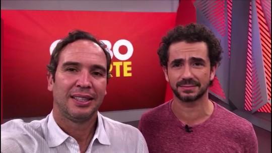 Felipe Andreoli ajuda, e Caio Ribeiro dá três dicas para a rodada #25 do Cartola FC