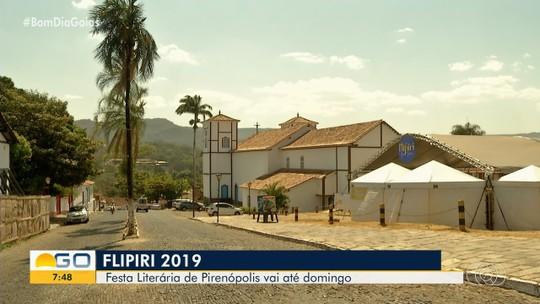 Pirenópolis recebe edição da Flipiri
