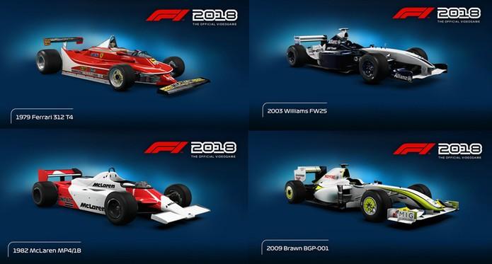 F1 2018 (Foto: Amanda Rebelo / TechTudo)