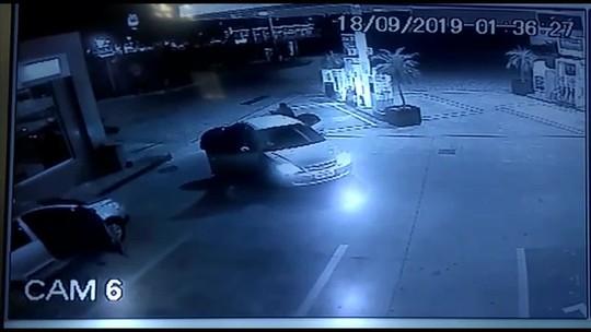 Policial militar é morto a tiros em posto de combustíveis em Resende