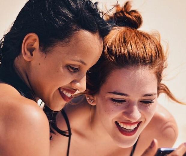 Gleici e Ana Clara: amizade (Foto: Reprodução Instagram)