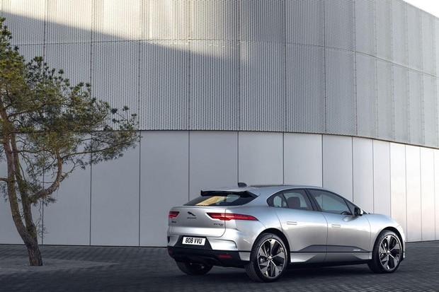 Jaguar I-Pace 2021 (Foto: Divulgação)