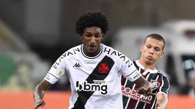Talles Magno Calegari Vasco Fluminense