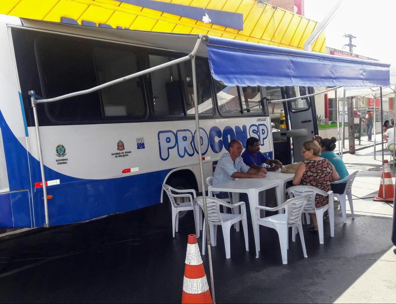 Garça recebe unidade móvel do Procon nesta quinta-feira  - Notícias - Plantão Diário