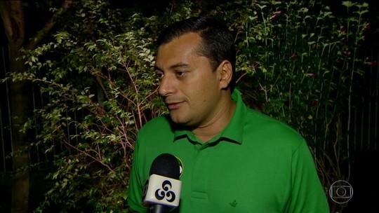 Wilson Lima, PSC, é eleito governador do Amazonas