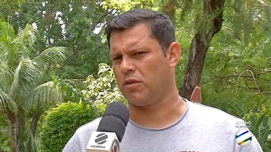 'A gente tem chances de fazer história' diz Robert sobre jogo decisivo contra o Corumbaense