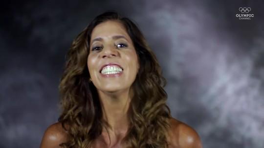 Através de Evandro e Talita, Jackie Silva segue deixando legado no vôlei de praia