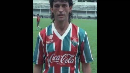Folclórico no Fluminense, goleador no CSA: Carlinhos Itaberá viveu intensamente os anos 90