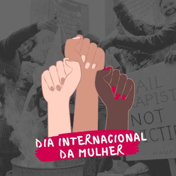 Feliz Dia Internacional da Mulher: como fazer cartão com mensagem online |  Editores | TechTudo