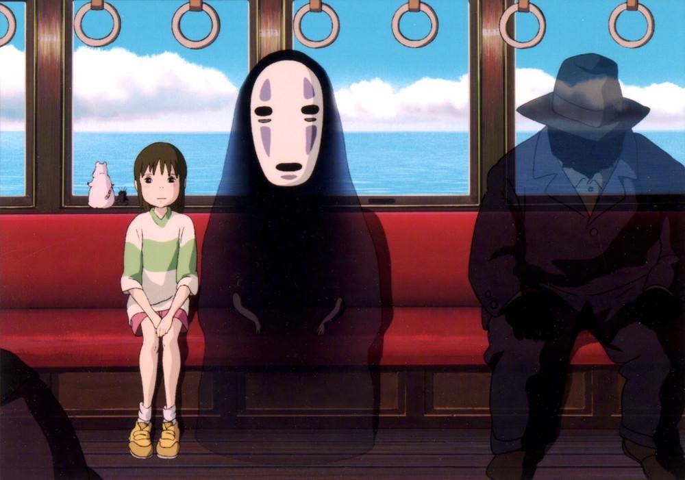 A Viagem de Chihiro, um dos maiores clássicos de Hayao Miyazaki (Foto: Reprodução/Youtube)