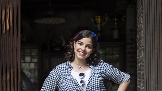 Gabriela Medvedovski comenta novo look de Keyla: 'Vem junto de mudanças internas'
