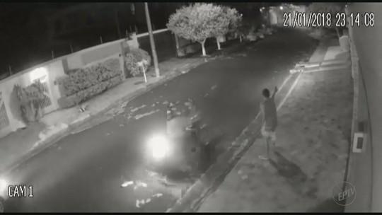 Motorista de aplicativo diz que não queria atropelar ladrão em Ribeirão Preto: 'só tinha intenção de fugir'
