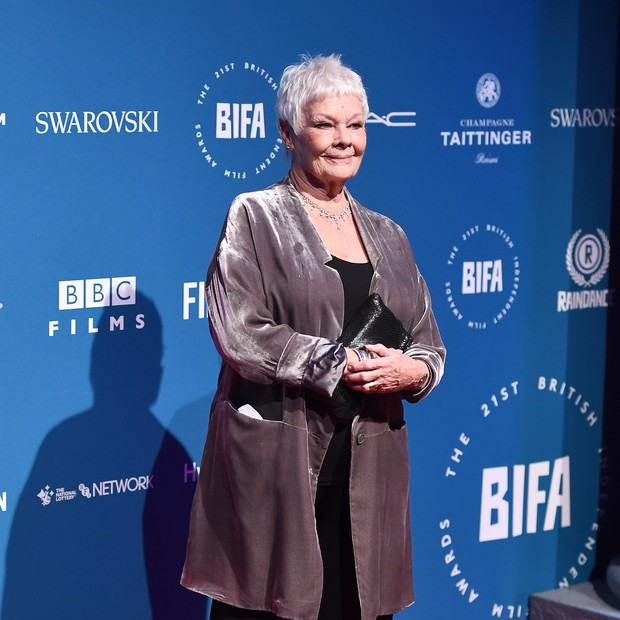 Judi Dench (Foto: Getty Images)