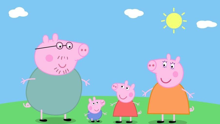 Peppa Pig E Patrulha Canina Sao Alguns Dos Personagens Que Mais