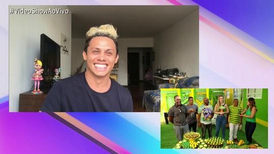 Silvero Pereira fala sobre a final do 'Show dos Famosos': 'Vem coisa muito boa'