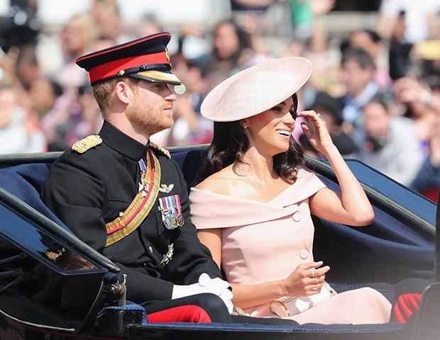 Príncipe Harry e Meghan Markle (Foto: Chris Jackson / Getty Images)